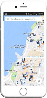 ParkSmart Mobile App