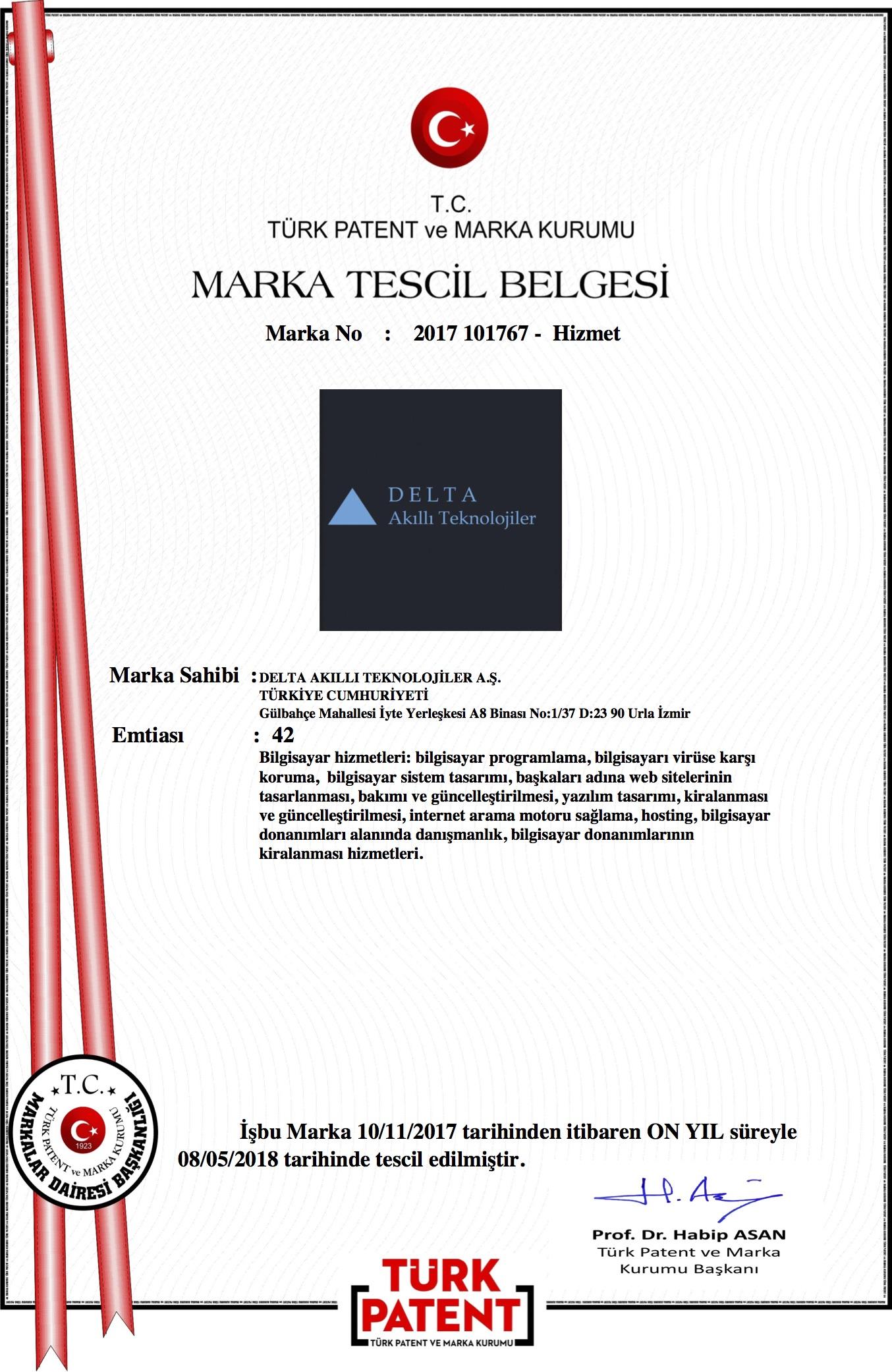 Marka-Tescil-Belgesi-Delta
